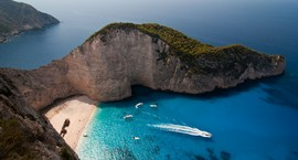 Sailing Catamaran Yachts - destination Zakynthos