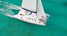 Why Charter a Bareboat Catamaran