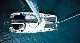 Why Charter a Crewed Catamaran