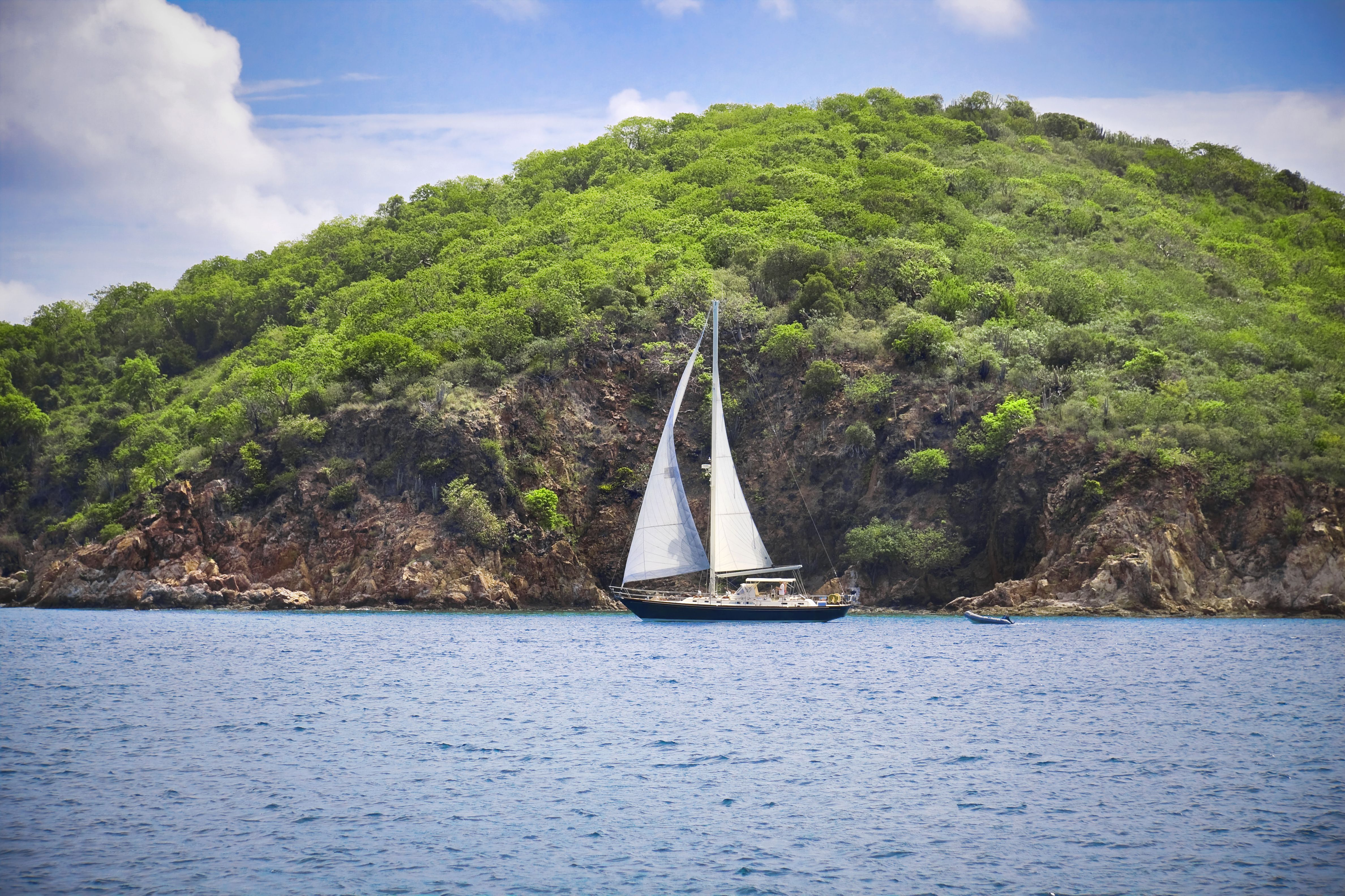 Sailing Catamaran Yachts - British Virgin Islands